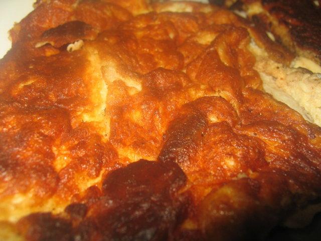 Omeletti  madame Poulardin tapaan