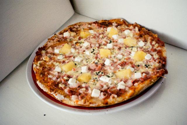 Rahka Pizzapohja