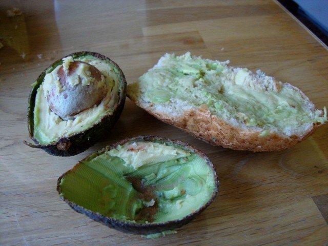 Reseptikuva: Avokadoa leivälle 1