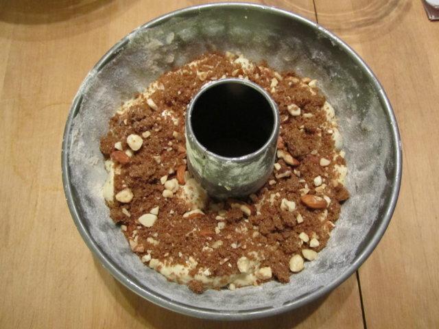 Mustikkainen kahvikakku 6