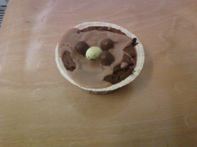 """Tahmeat"" suklaamuffinit 2"