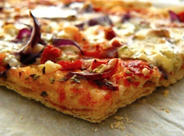 hyvä pitsapohja