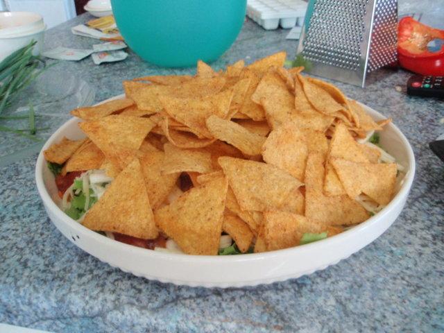 Nachos lounas