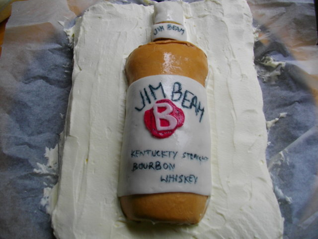 Jim Beam- kakku 2