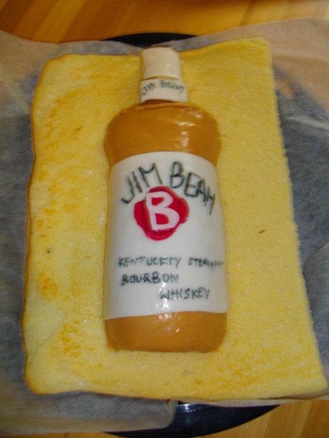 Jim Beam- kakku 3