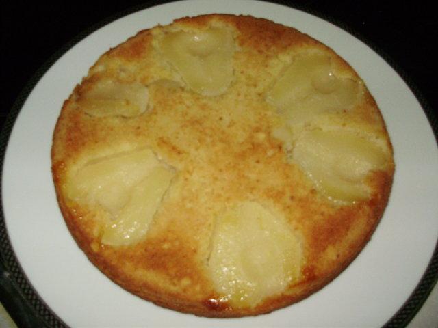 Reseptikuva: Amerikkalainen PäärynäTorttu 1