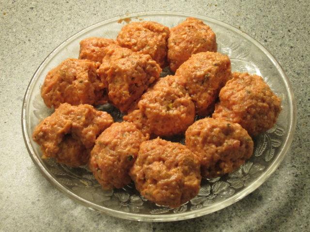 Chililihapullat ja ruskea kastike 2