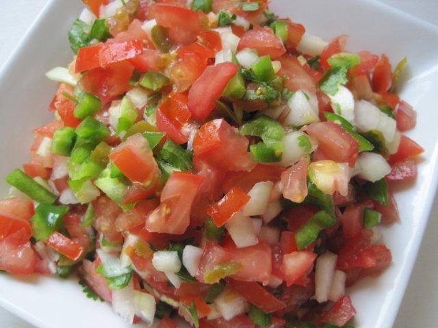 Tuore salsa 1