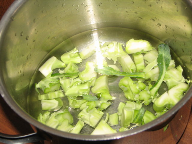 Broccolikeitto