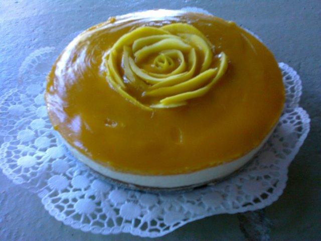 Mangon Ruusu Kakku 1