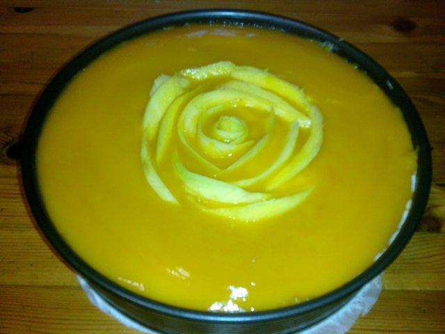 Mangon Ruusu Kakku 2
