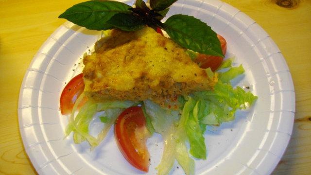 Mausteinen BroilerKukkakaali-Piiras 1