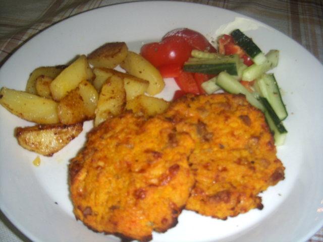 porkkanapihvit joulujämistä 1