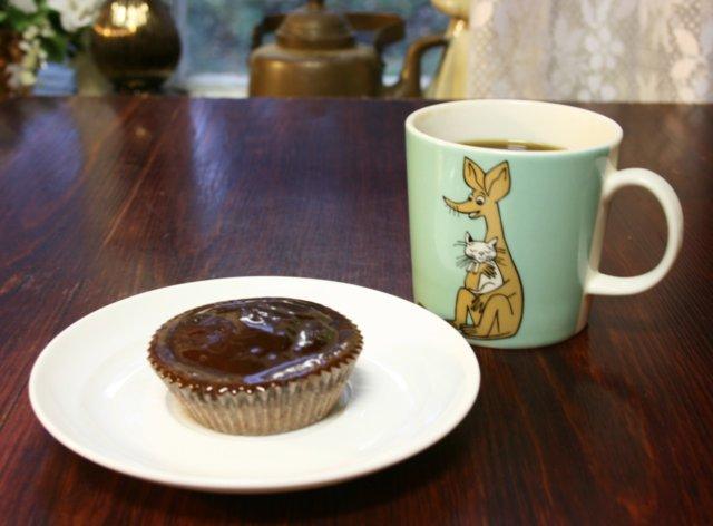 Mokkapala muffinsit 1