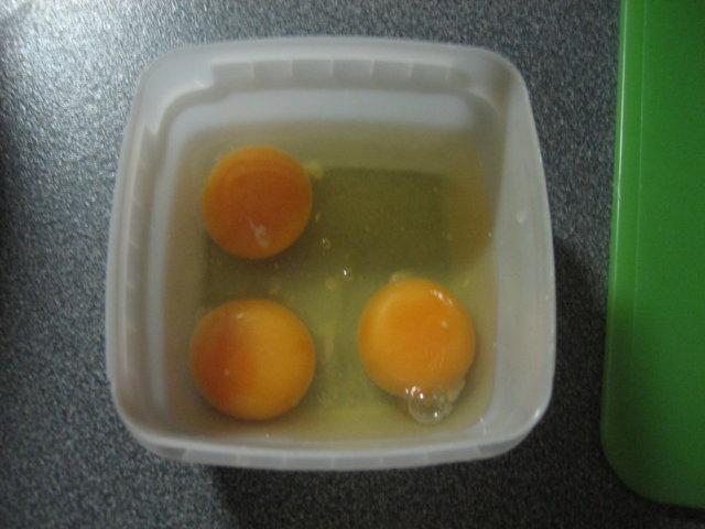 Nopea kananmunaruoka kiinalaisittain 3