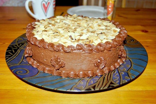 Rommi Suklaa Kakkua (mustikka) 1