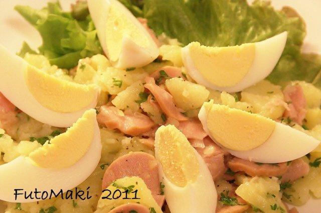 Reseptikuva: Makkara - Perunasalaatti 1