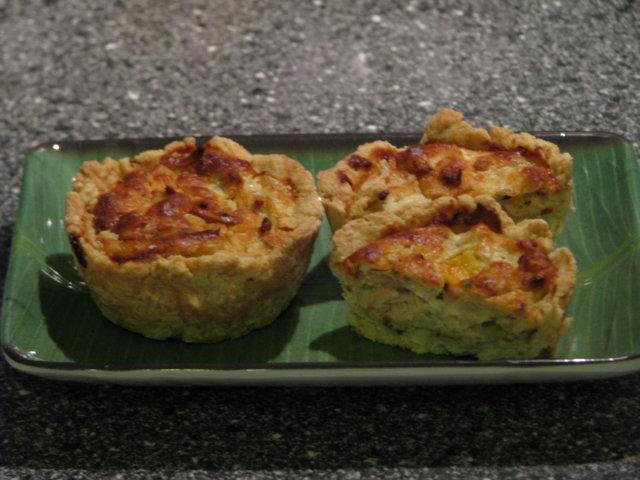 Reseptikuva: Tonnikala muffinsit 1