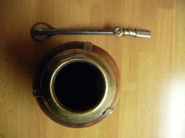 Argentiinalainen teehauduke: mate 1