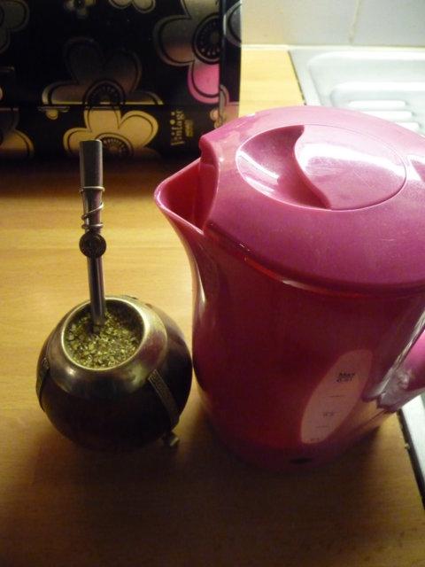 Argentiinalainen teehauduke: mate 3