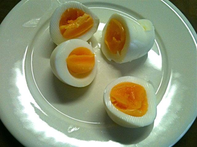Reseptikuva: Kananmunien keittoniksi 2