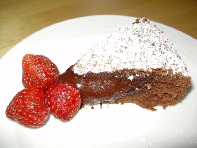 SuklaaKakku Ranskalaisittain