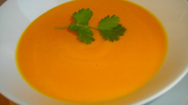 Reseptikuva: Pehmeä PorkkanaKeitto 1