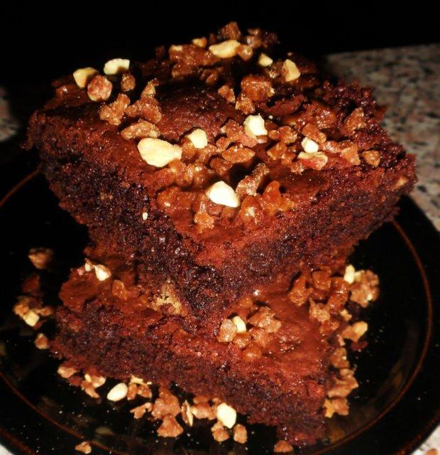 Brownies (suklaaneliöt)
