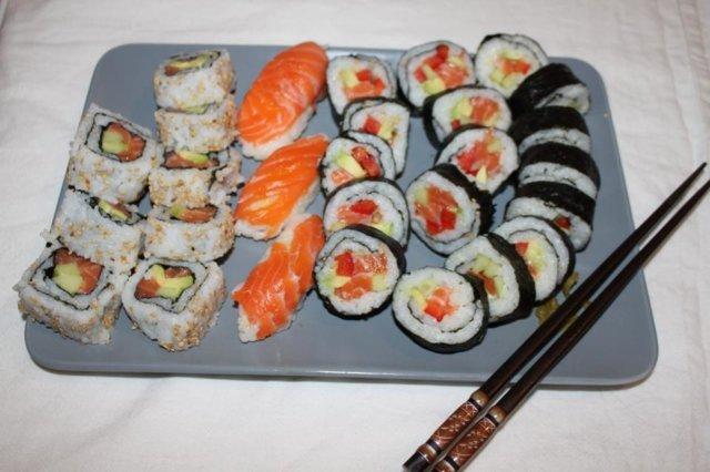 Sushi Etikka
