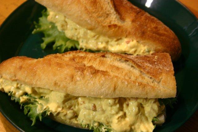 Reseptikuva: Currybroilerimajoneesi 1