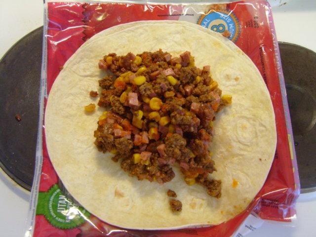 Reseptikuva: Burritot uunissa 5