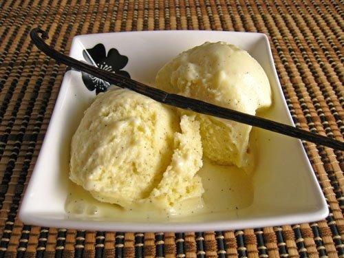 Reseptikuva: Wanhanajan vaniljajäätelö 1