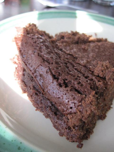 Paholaisen suklaakakku 1