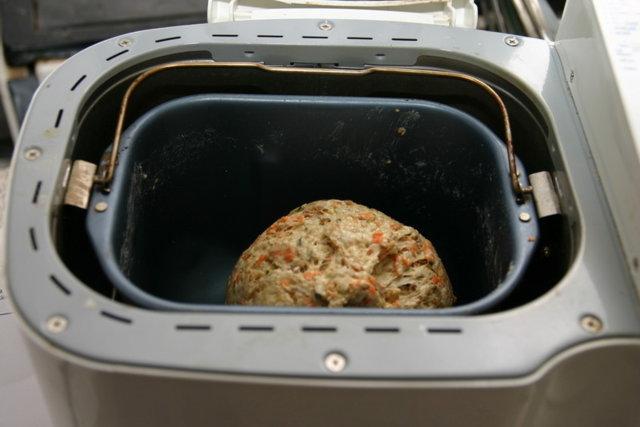 Siemen porkanaleipä leipäkoneella 2