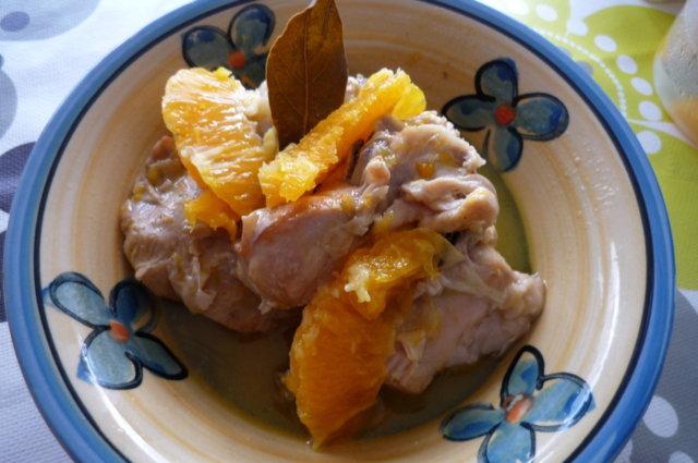 Reseptikuva: Appelsiininen kanipata 4