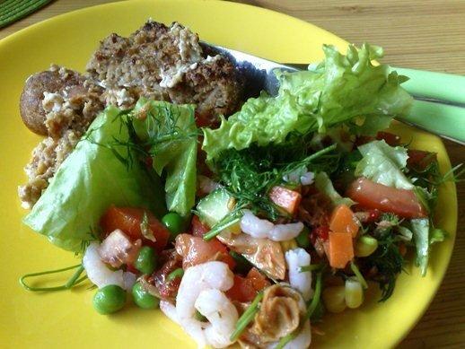 Reseptikuva: Herkullinen chili-tonnikalasalaatti 2