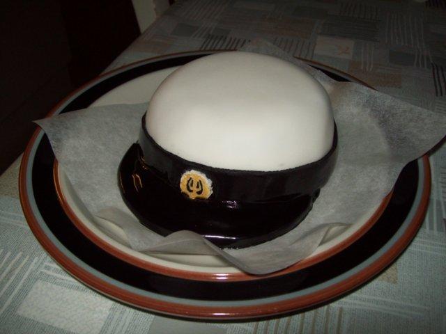YO-kakku ylioppilaalle 3