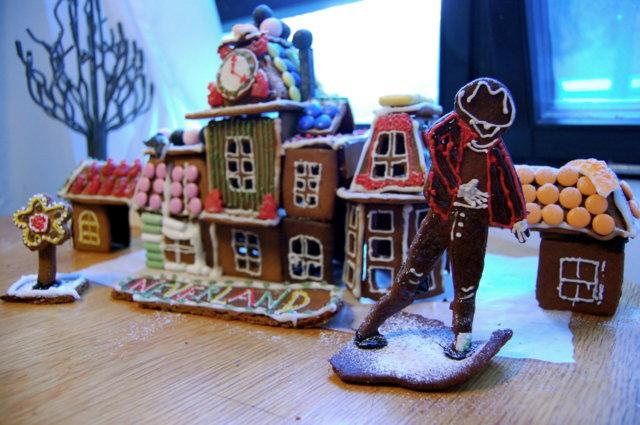 MJ's Winter Neverland 1