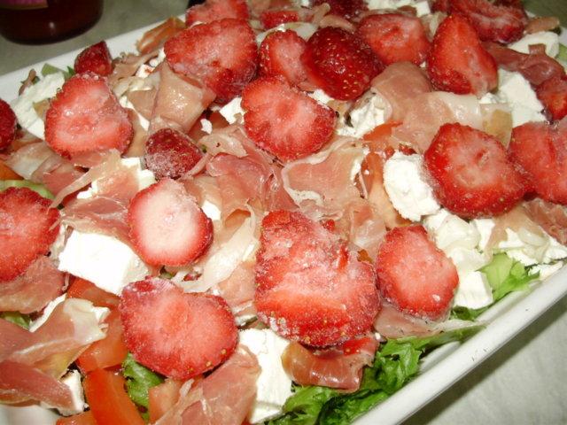 SuSuSalad - Kesäinen Salaatti