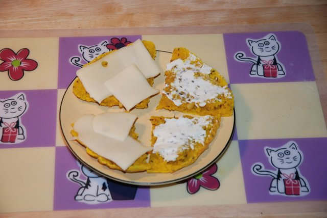 Keltaiset Raejuusto Sconesit (gluteeniton) 1