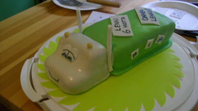Rekka(Lehmä)Kakku ;) 2