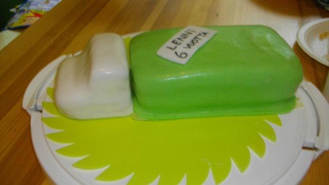 Rekka(Lehmä)Kakku ;) 4