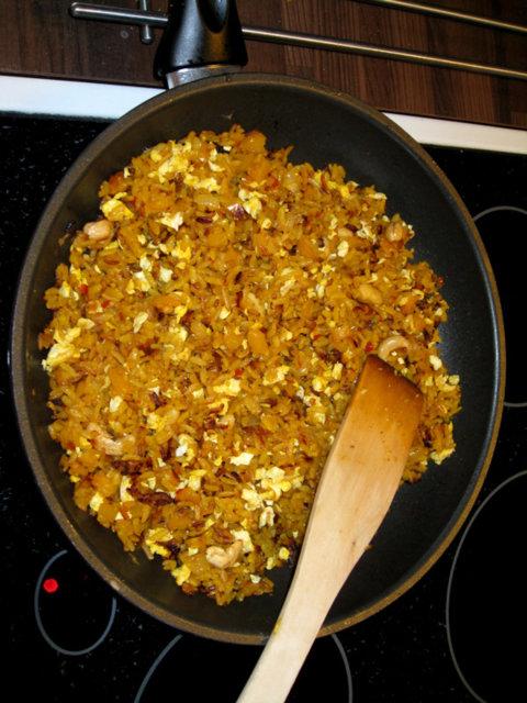 Paistettu riisi
