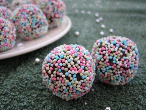 Reseptikuva: Herkulliset suklaapallerot 1