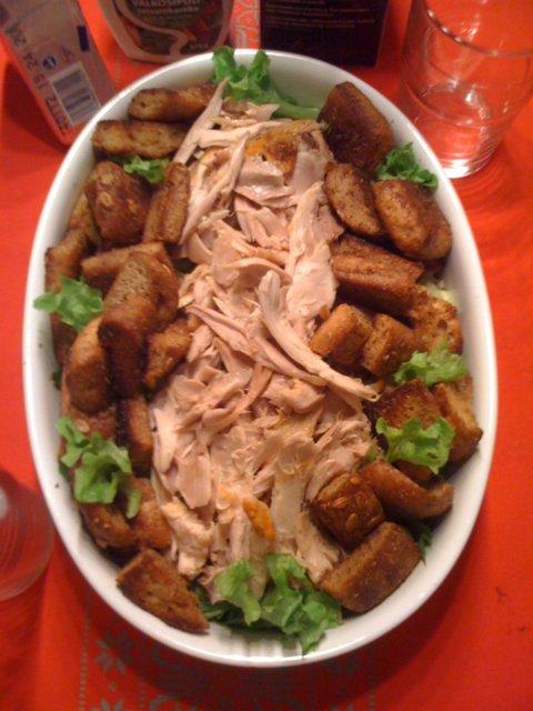 Reseptikuva: Herkullinen kanasalaatti 1
