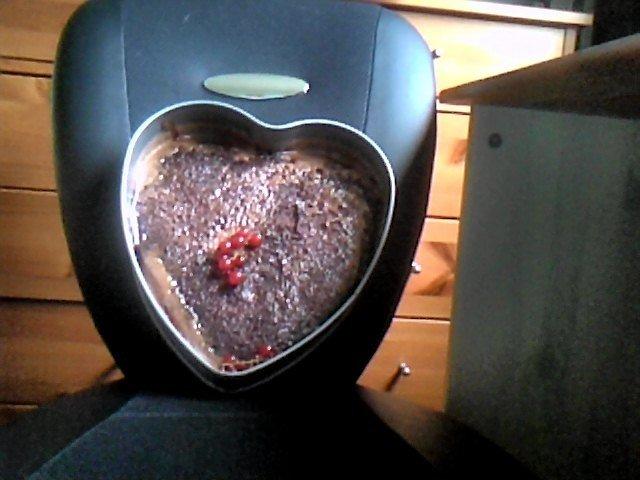 Suklaakakku mikrossa 1