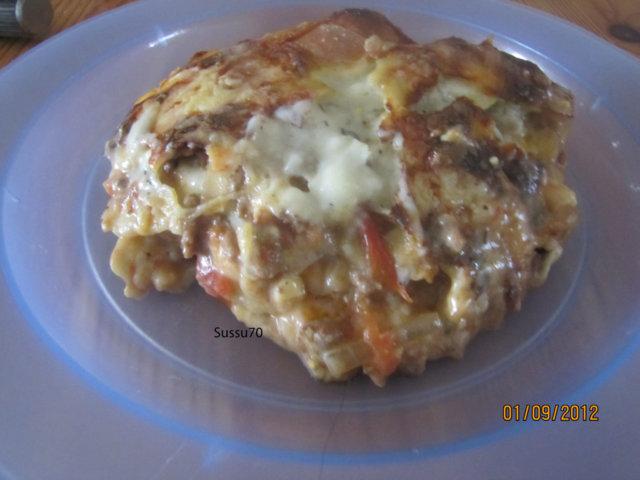 Lasagne 1