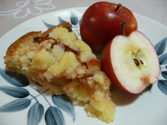 Kaikkien kehuma omenapiirakka 1