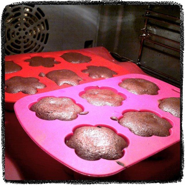 Amerikkalaiset suklaamuffinssit