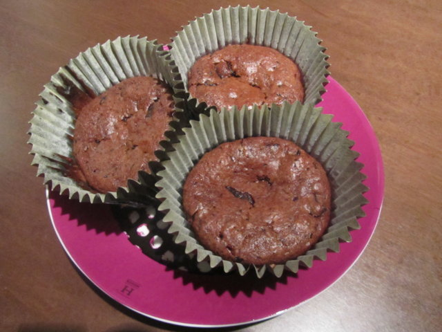 Kosteat suklaamuffinit 1